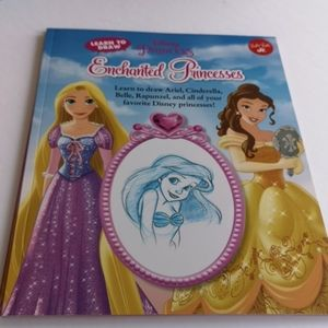 Enchanted Princesses - Learn to Draw